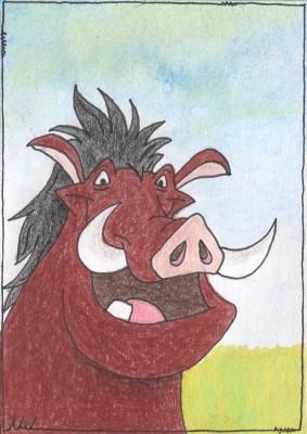 KaKAO Karte Pumbaa