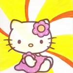 Hello Kitty, Serviettentechnik