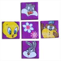 Inchies: Looney Tunes